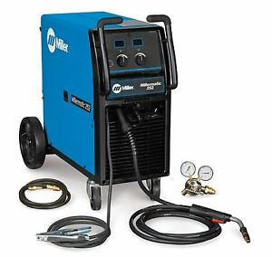 Millermatic 252 Mig Welder W 400 00 Rebate 1 making Machine 2 535 00