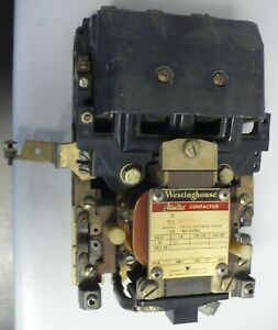 1 Pc Westinghouse 1623159 c Life line Contactor 100 Amp Used