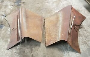 1950 s Chevy Chevrolet Pickup Truck Hood Shipping Included