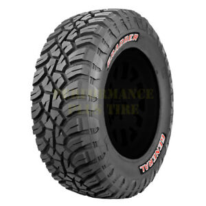 General Grabber X3 Lt265 75r16 112 109q Rrl 6 Ply Quantity Of 2