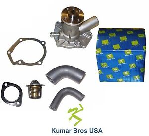 New Kubota B6200d B6200e B6200hstd B6200hste Water Pump With Hoses