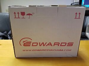 Edwards Igx Check Valve With Enclosure Process n And M A50746000 A507 46 000