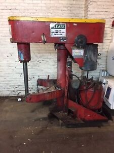 Schold Disperser 25hp Slow Speed