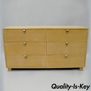 Kent Coffey The Erect On Cerused Oak Dresser Credenza Mid Century Modern Vintage