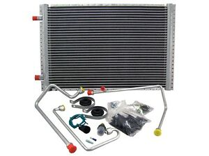 60 61 62 63 64 65 66 Chevy Pickup Parallel Flow Hi Performance A C Condenser