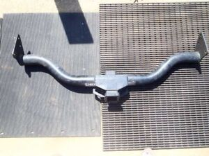 2000 Chevy S10 Blazer Trailer Hitch
