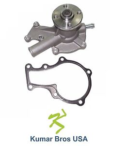 New Kubota Sub Compact Tractor Bx24 Bx25 Water Pump