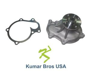 New Kumar Bros Usa Water Pump For Bobcat S220 S330 S750 S770 S850