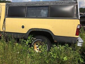 1973 1980 Dodge Truck 100 200 300 8 Foot Bed W O Tailgate No Tail Gate