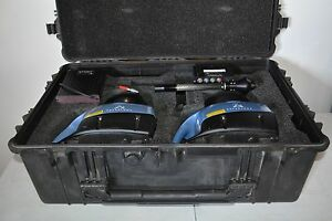 Trimble Arcsecond 3d Intelligence Gps Equipment Model 1043 2001 1001
