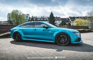 Audi A7 Rs7 Pd700r Side Skirts
