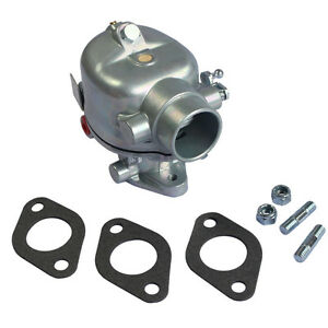 8n9510c hd Heavy Duty Marvel Schebler Carburetor For 2n 8n 9n Ford Tractor New