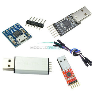 Serial Converter Usb2 0 To Ttl Uart 5 6 Pin Module Replace Cp2102 Stc Ft232 Case