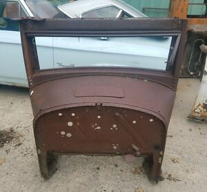 1928 28 Essex Firewall Cowl Panel Shipping Included