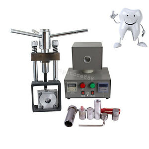Dental Flexible Denture Machine Dentistry Injection System Lab Machine Hot Press