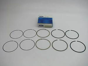 Does 2 Pistons Oem 1994 1995 Ford 3 8l V6 Non supercharged Piston Rings Std