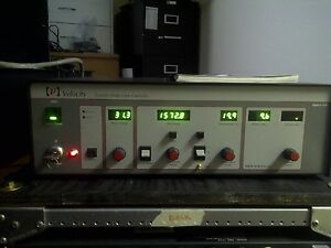 New Focus Velocity 6300 External Cavity Tunable Diode Laser Controller No Head