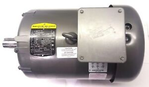 New Baldor Mm3710 50 7 5hp 5 5kw Electric Motor 1460rpm 208v 400v 50hz D132s