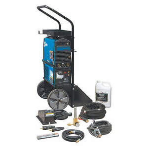 Miller Dynasty 210 Tig Welder Package