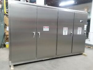 Hoffman Watershed 4 Door Stainless Steel Disconnect Enclosure Ws90xm15818ss