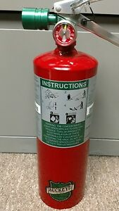 Buckeye 5 Halotron Hand Held Fire Extinguisher