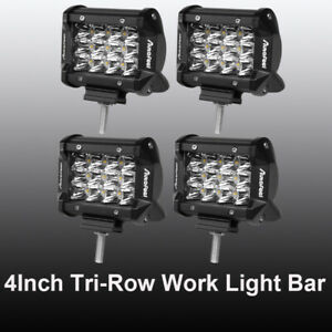 15inch 540w Cree Led Light Bar Flood Spot Dual Color Boat Driving Lamp Vs 17 12