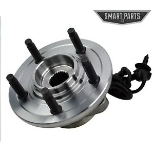 Wheel Hub Bearing Assembly For Ford Explorer Aviator Mountaineer Front 5 Lug 51