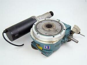 Camco Turntable Drive Indexer 90vdc Size 180sm 30 1