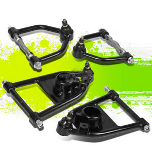 Front Upper Lower Left Right Dom Control Arms W Ball Joints For 74 78 Mustang Ii