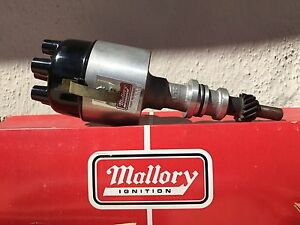 Mallory Dual Point 2563001 6 Cyl New Old Stock
