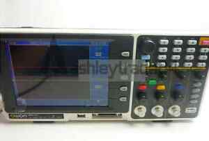 Owon Mso7102t 100mhz Digital Oscilloscope 100mhz 1gs s 500ms s 7 8 Lcd New