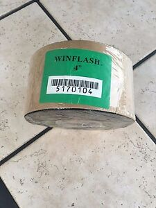9 Roll Pack Window Tape Flashing Tape Peel And Stick 4 X 100