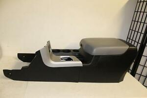 07 12 2008 Toyota Sequoia Tundra Double Cab Center Console Armrest Compartment