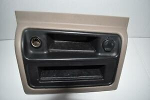 2003 2006 Chevrolet Silverado Center Console Upper Trim Panel 15194292