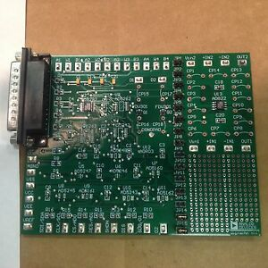 Analog Devices Ad5282 Evaluation Board 256 position I 2 C Compatible Dual 15v D
