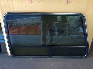 Conversion Van Custom Window Glass Creation Drivers 9314828973121