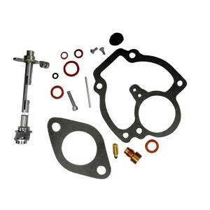 New Carburetor Kit For Case International Harvester Tractor C551v Zck20