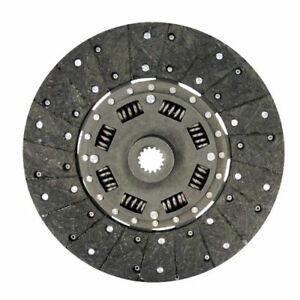 New Clutch Disc For Ford New Holland Tractor 2600 2600v 3600 3600v 4110 4140