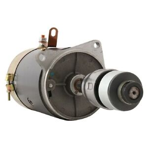 New Starter W drive For Ford New Holland Tractor 811 820 821 840 841 850 851 860