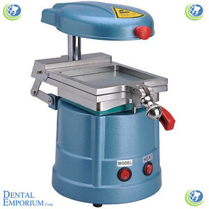 Dental Laboratory Vacuum Forming Molding Machine Former Thermoforming 110v Model