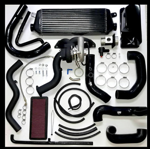Avo Turboworld For 16 Mazda Miata Nd Mx5 Base Turbo Kit W Bov And Panel Filter