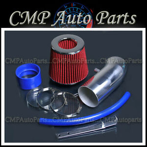 Blue Red 2011 2016 Dodge Charger Challenger 6 4 6 4l Hemi Srt8 Air Intake Kit