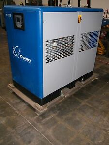 Quincy Qed 1050 Cycling Refrigerated Dryer Atlas Copco Ingersoll Rand Sullair