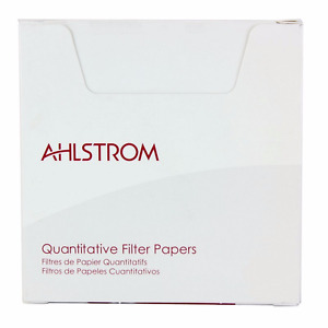 Ahlstrom 2 5 Micron Filter Paper 11 0cm 100 Pack
