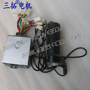 1pcs Dc24v Motor Adjustable Speed Controller For Electric Vehicle Tricycle