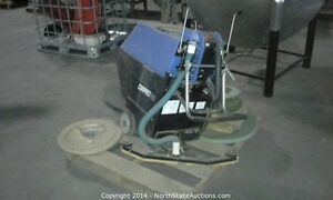 Windsor Compact 20 Floor Scrubber buffer tc20x