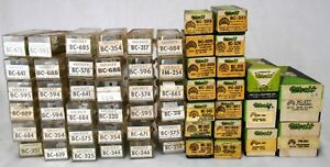 Lot Of 50 Miscellaneous Merit Transformers Other Parts Nos