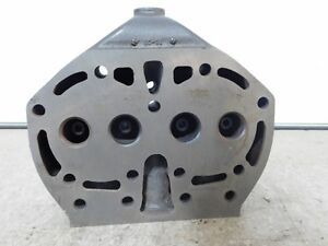 John Deere Unstyled B Tractor Cylinder Head B357r 6356