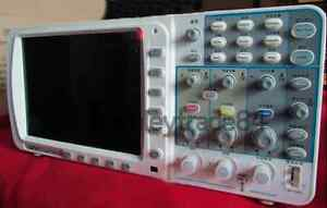 Owon Sds7102 100mhz Oscilloscope 1g s New