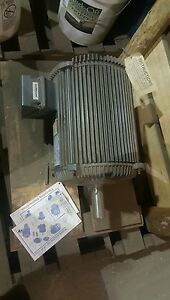 Us Electrical Motors 7 5 Hp Electric Motor New Old Stock 254t 3ph 460